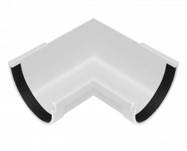 Угол внутренний (Белый)