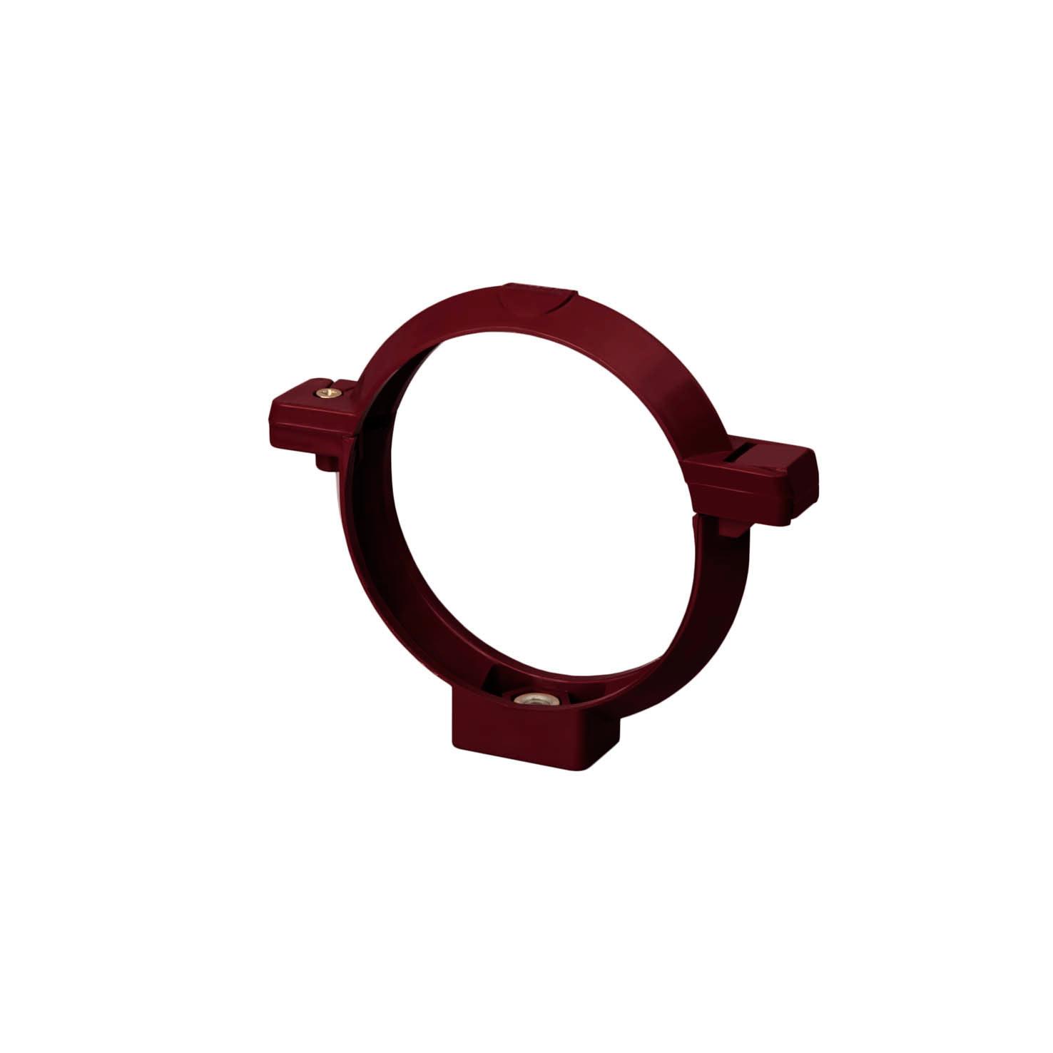 Кронштейн трубы 4 (Красный)