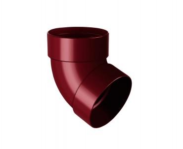 Отвод двомуфтовый 674 (Красный)