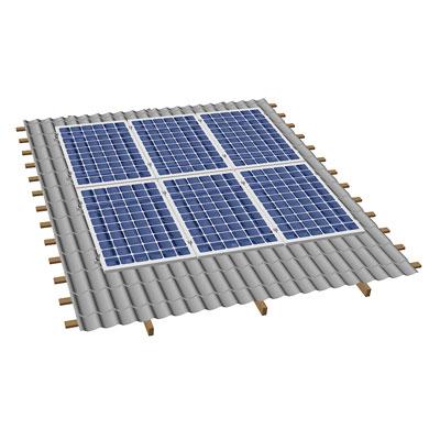 Система крепления SRS для скатных крыш